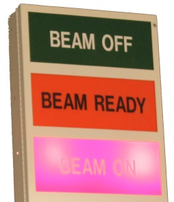Proton Beam On