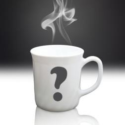 Mug of Soup or Coffee